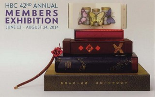 Hand Bookbinders of California 42nd Annual Members Exhibition