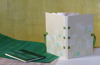 ルリユールの時間 「模様紙でルリユール」